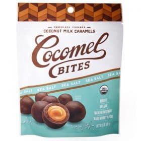 Cocomels Chocolate Covered Caramel Bites