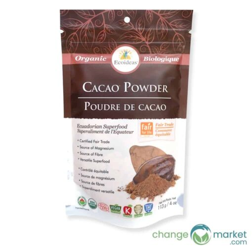 Ecoideas Cacaopowder Front 510x510, Change Market