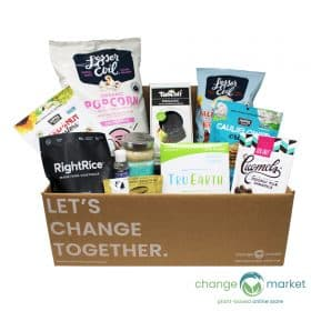 Gluten-Free Healthy Subscription Box
