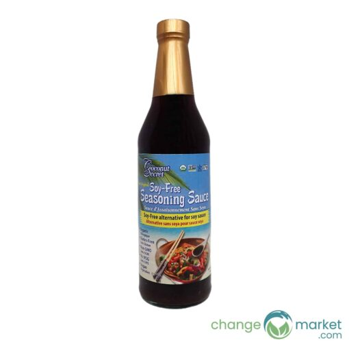 Coconutsecret Seasoningsauce 500ml3 510x510, Change Market
