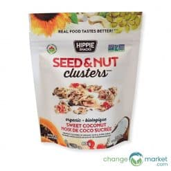Hippiesnacks Seed Nut Clusters Sweet Coconut1 247x247, Change Market