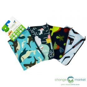 Reusable Small Snack Bag - 4 Different Designs!