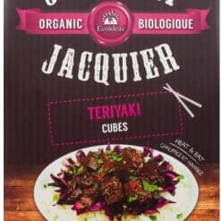 Eco Ideas Jackfruit Teriyaki Cubes 247x247, Change Market