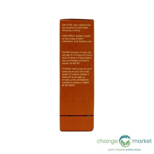Meeku Carrot Infusion Niacinimide Facial Serum4 510x510, Change Market